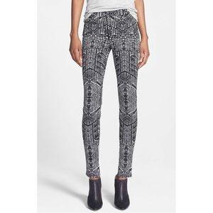 J Brand Skinny Jeans in Kaleidoscope